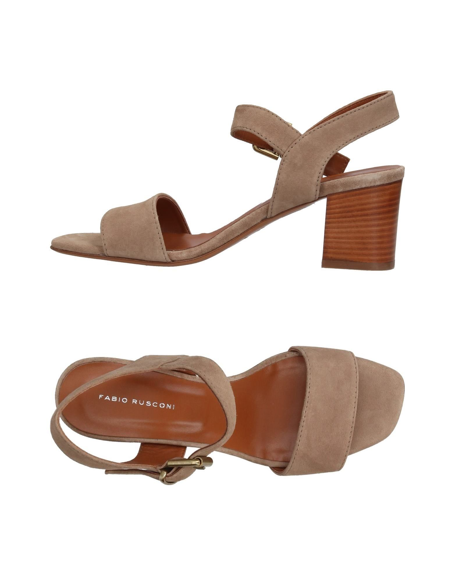 FABIO RUSCONI Damen Sandale Farbe Beige Größe 13 jetztbilligerkaufen