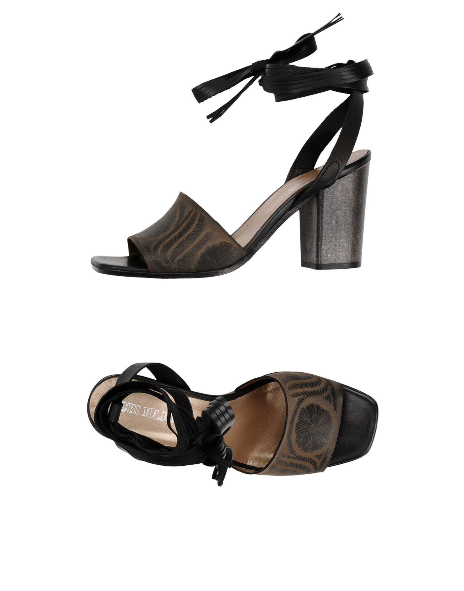 UBI MAJOR Damen Sandale Farbe Khaki Größe 9 jetztbilligerkaufen