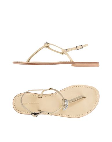 zapatillas FABIO RUSCONI Sandalias de dedo mujer