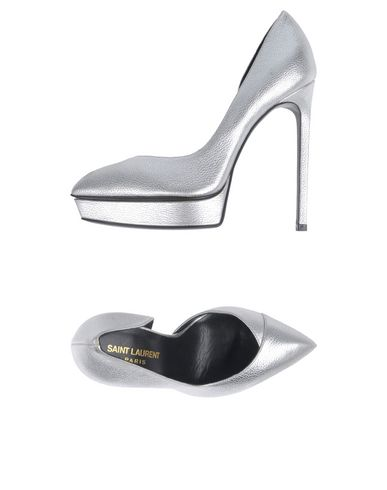 Купить Женские туфли  серебристого цвета