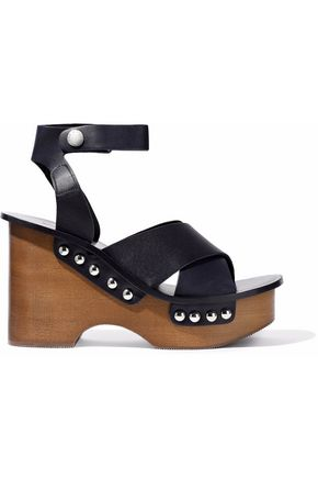 RAG & BONE Studded leather sandals