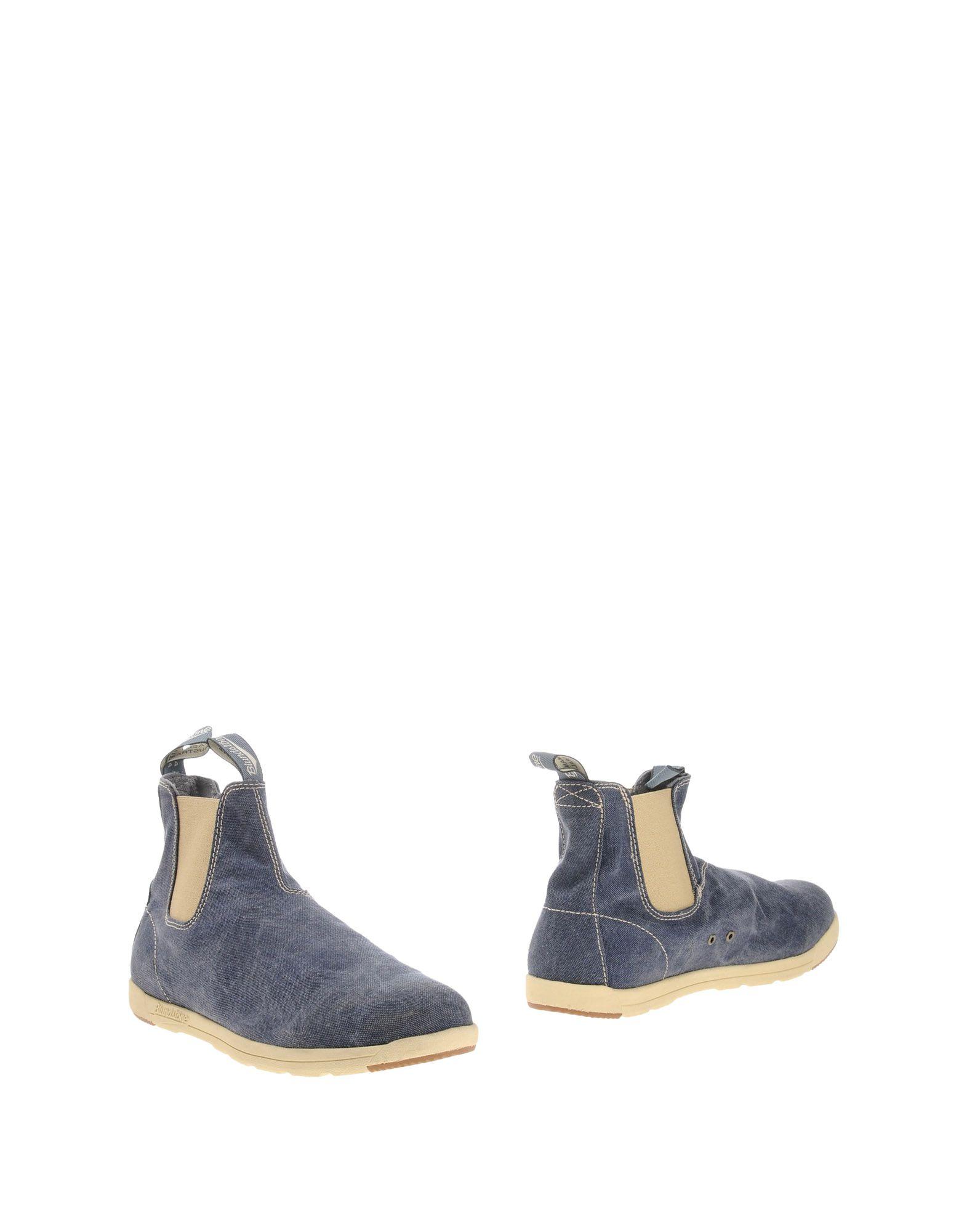 BLUNDSTONE Полусапоги и высокие ботинки magazzini del sale полусапоги и высокие ботинки