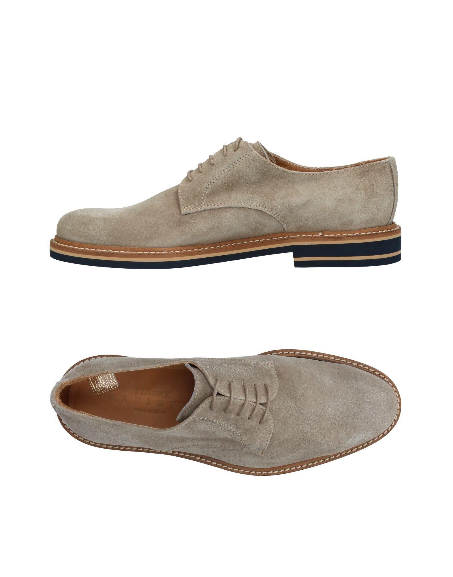 SIMONE MARIOTTI Обувь на шнурках цены онлайн