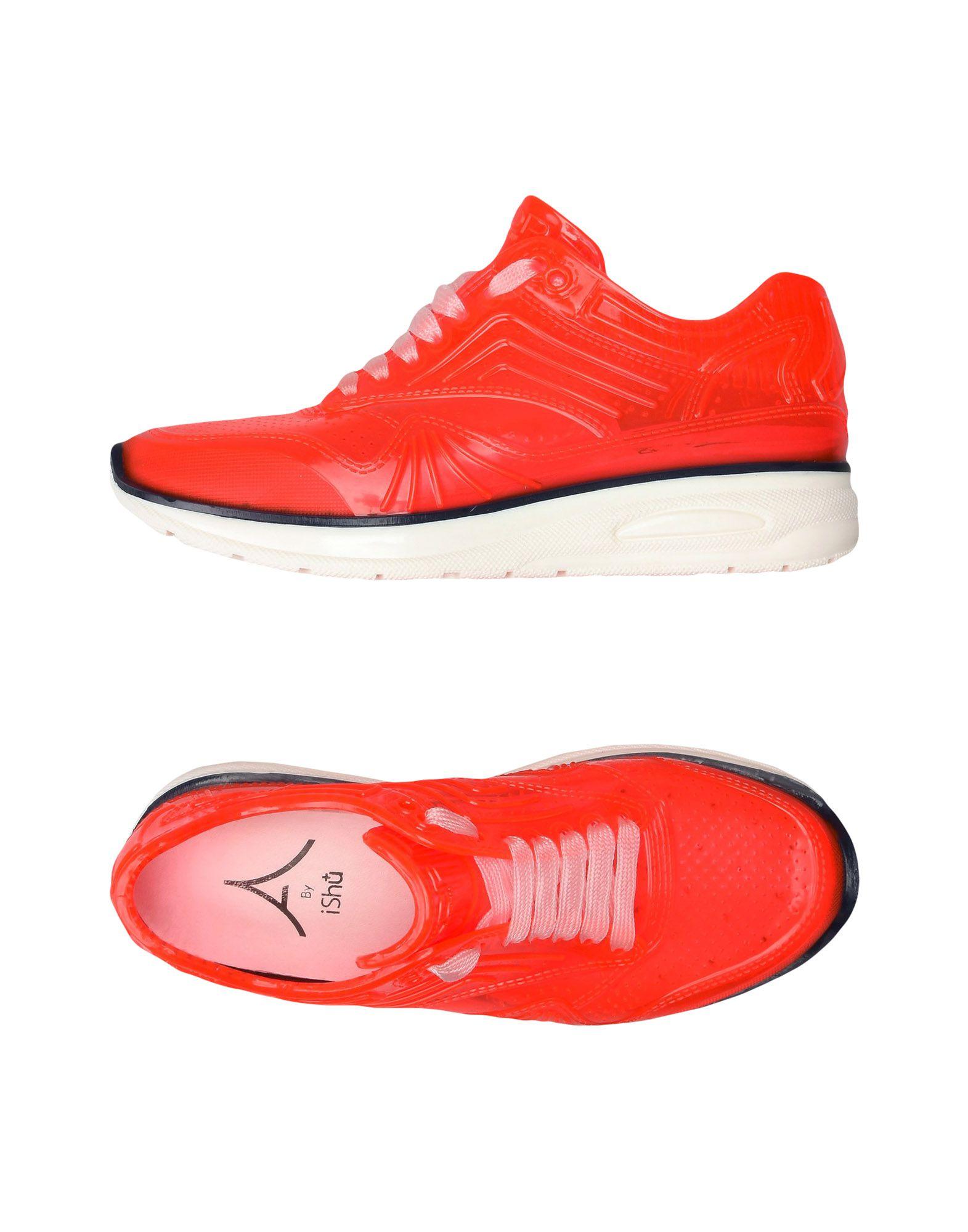 ISHU+ Низкие кеды и кроссовки pierre hardy низкие кеды и кроссовки