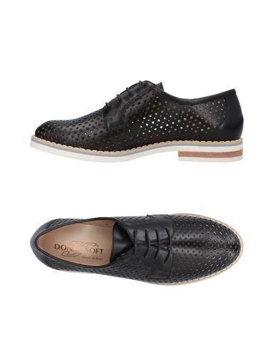 Фото - Обувь на шнурках от DONNA SOFT черного цвета