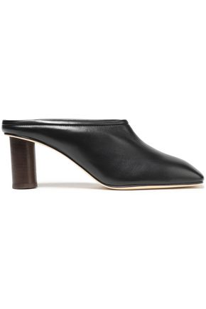 HELMUT LANG Leather mules