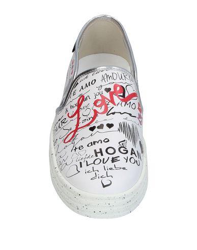 Фото 2 - Низкие кеды и кроссовки от HOGAN REBEL белого цвета