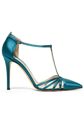SJP by SARAH JESSICA PARKER Carrie satin pumps