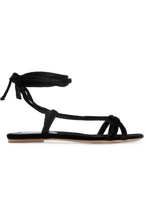 GABRIELA HEARST Velvet sandals