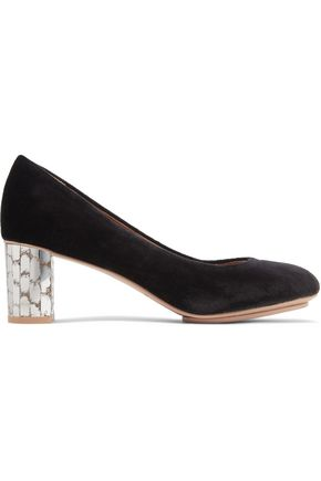 SEE BY CHLOÉ Velvet pumps