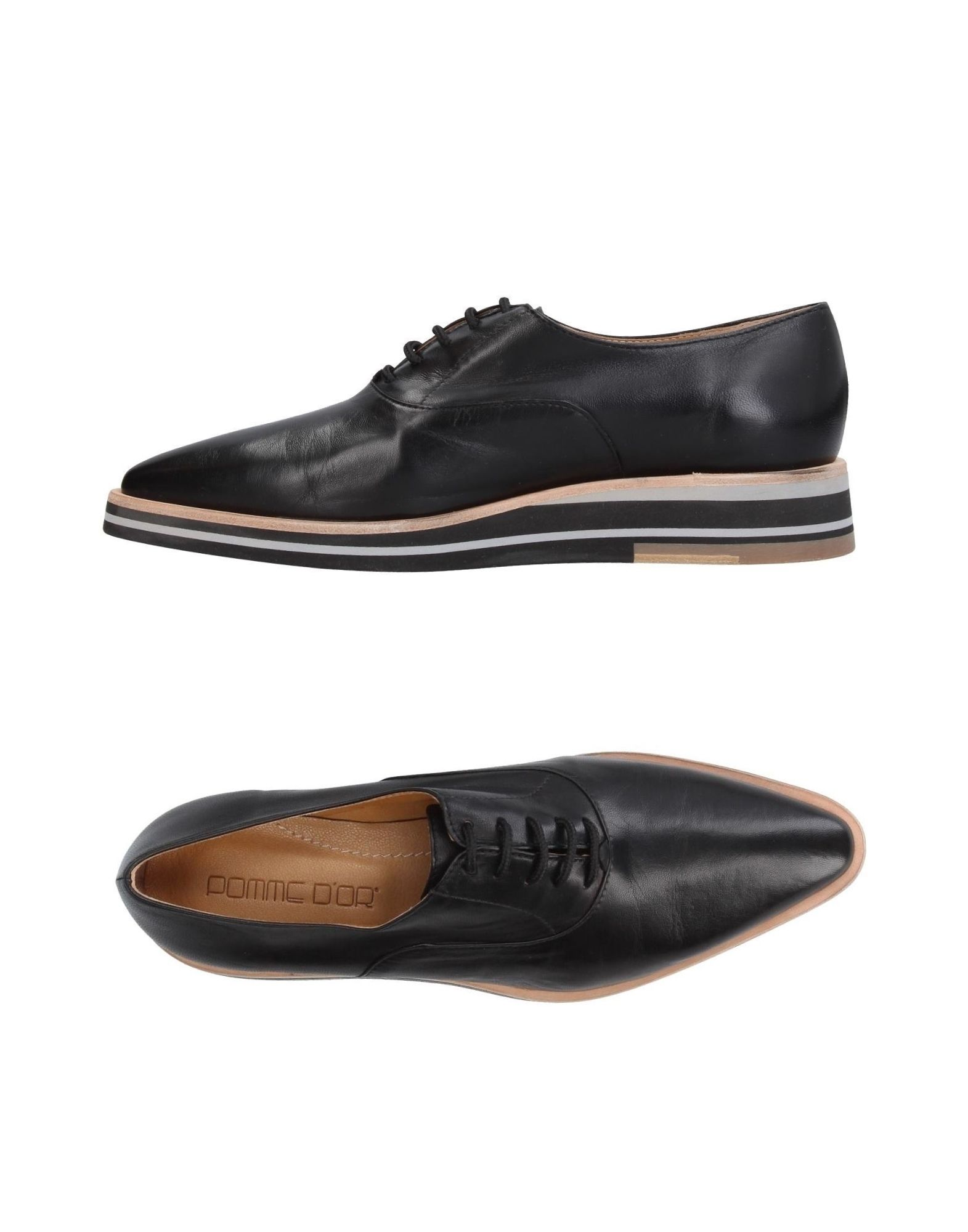 POMME D'OR Обувь на шнурках цены онлайн