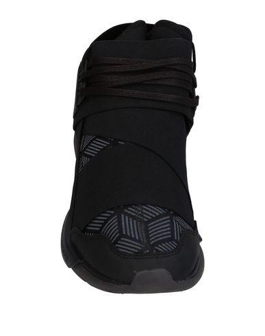 Фото 2 - Высокие кеды и кроссовки от Y-3 черного цвета