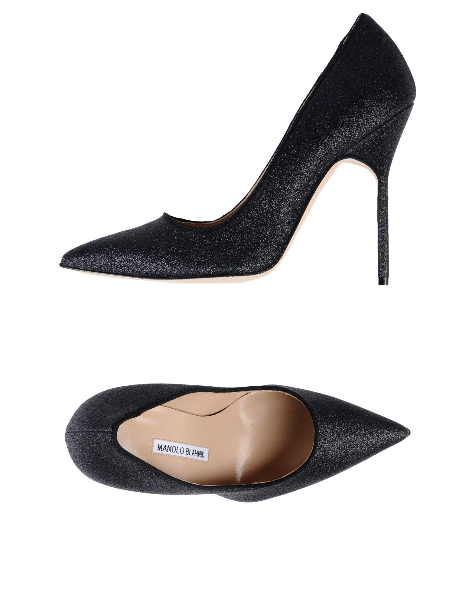 MANOLO BLAHNIK Туфли цена