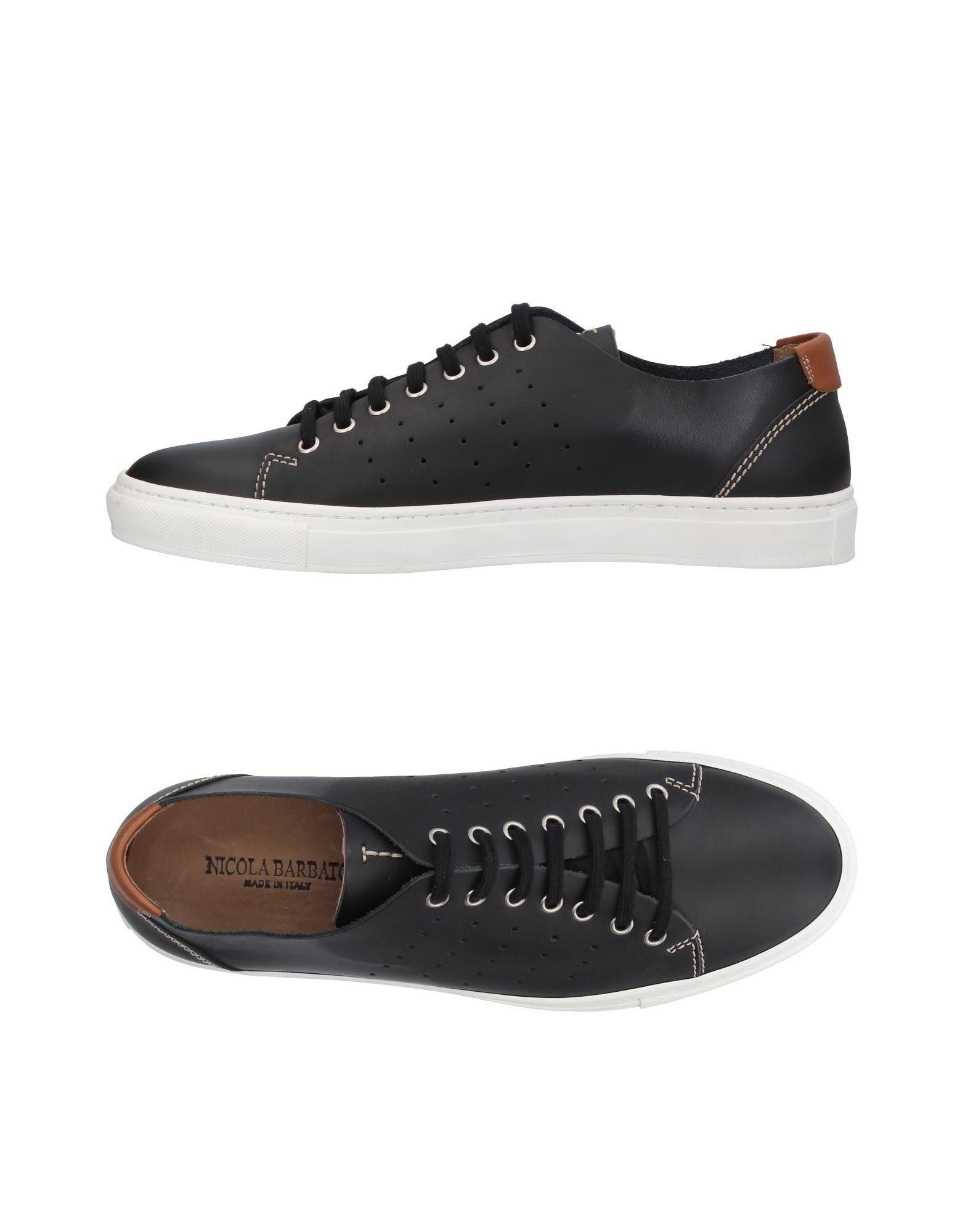 цены на NICOLA BARBATO Низкие кеды и кроссовки в интернет-магазинах