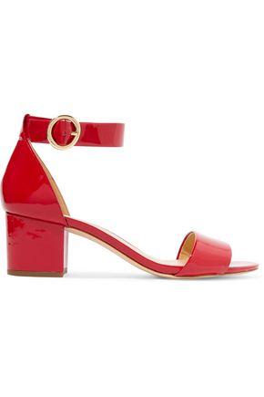 MICHAEL MICHAEL KORS Patent-leather sandal