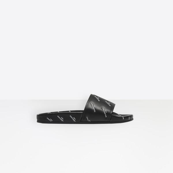 Piscine Flat Sandals