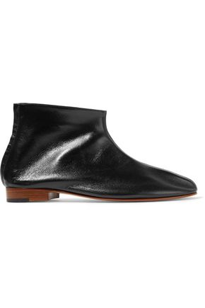 MARTINIANO Leone leather ankle boots