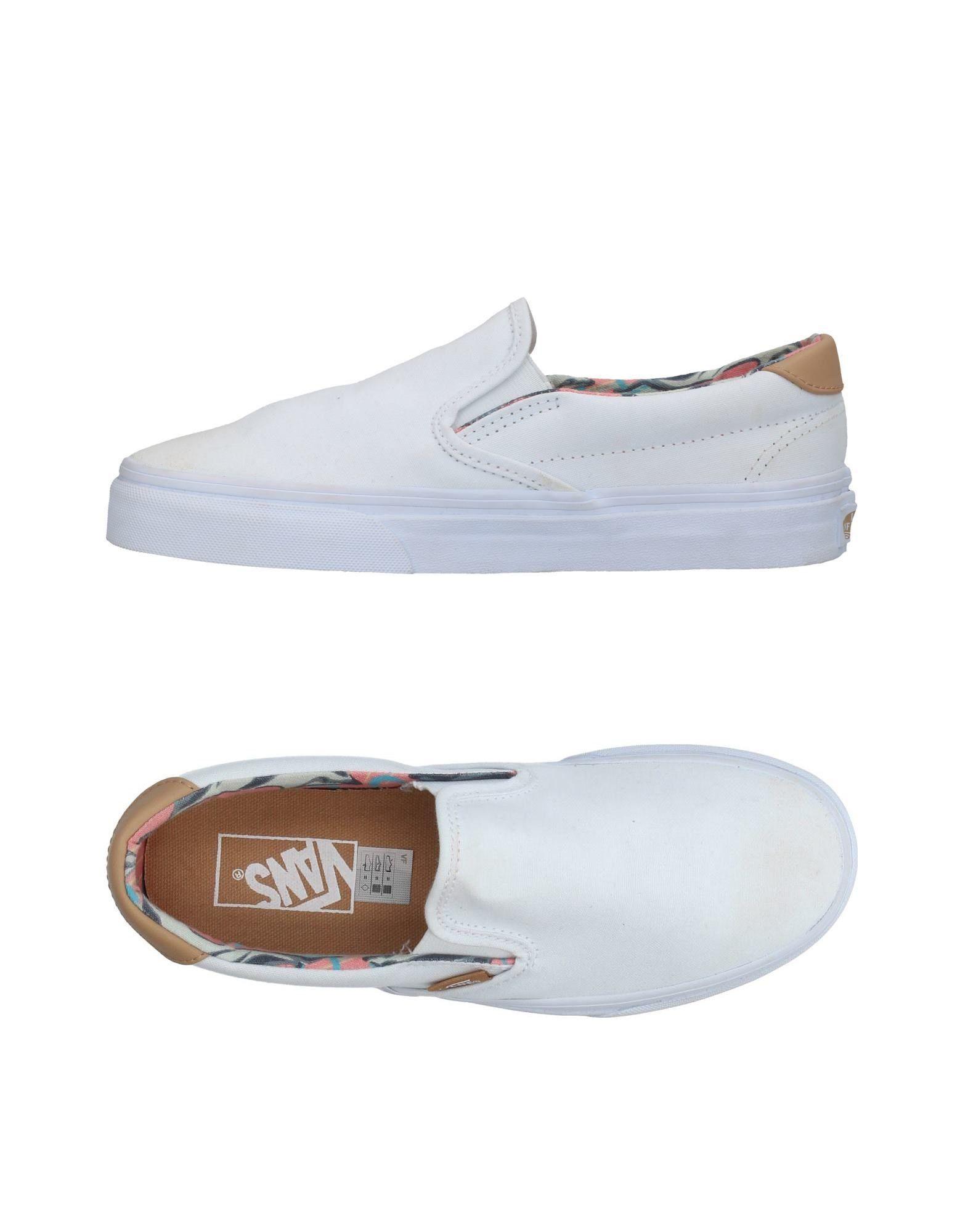 VANS Низкие кеды и кроссовки vans кроссовки vans модель 2724363