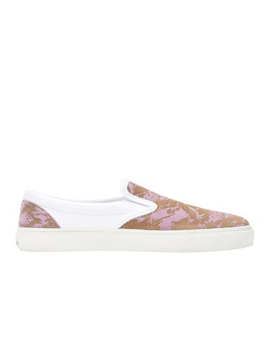S0324 SLIP ON SHOES (WILDLEDER/LEDER MIT LASER-PRINT)