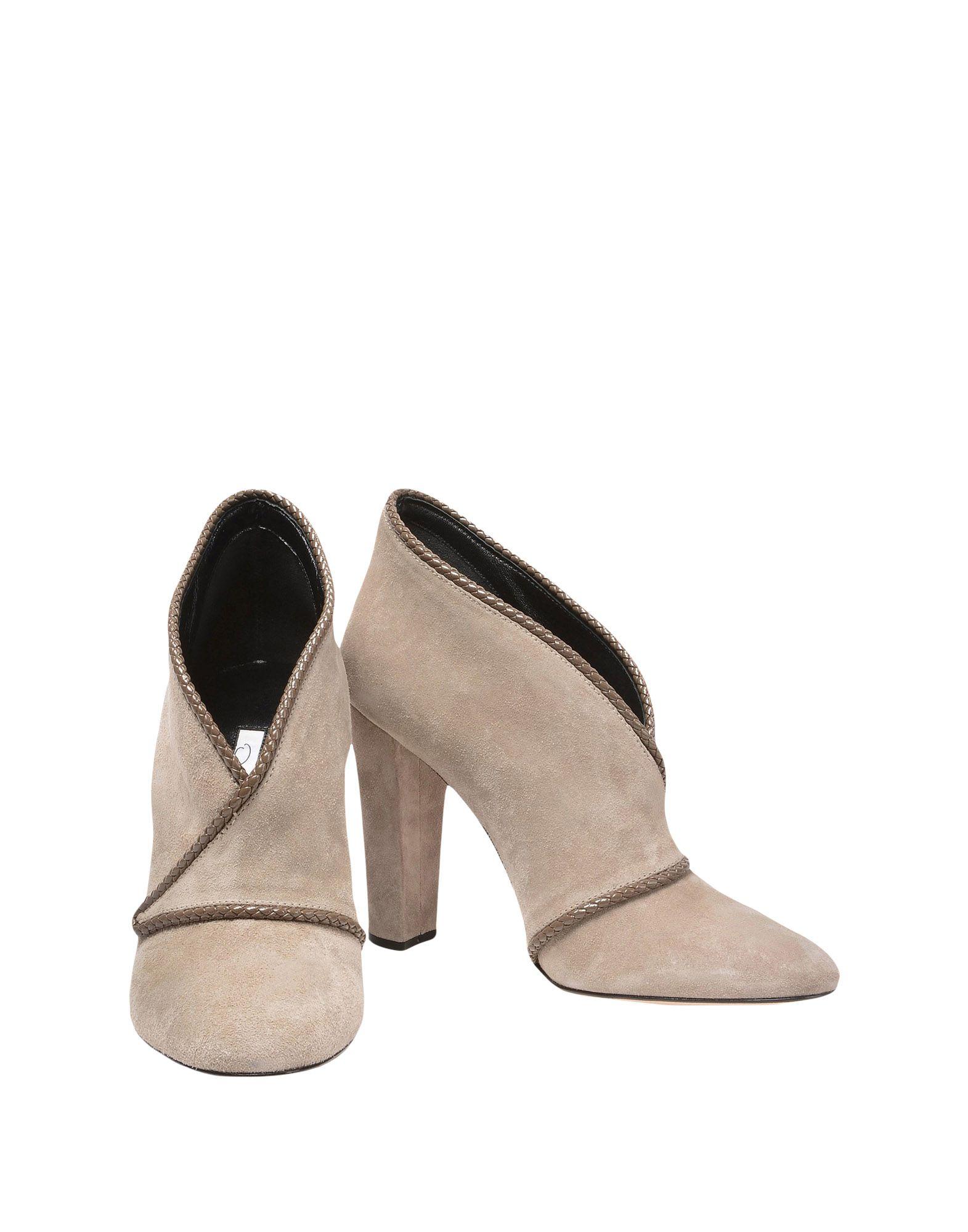 OSCAR DE LA RENTA Ботинки ботинки la grandezza la grandezza la051awuzp39