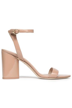 TORY BURCH Patent-leather sandals