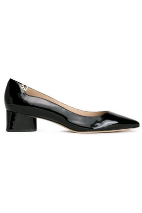 TORY BURCH Patent-leather pumps