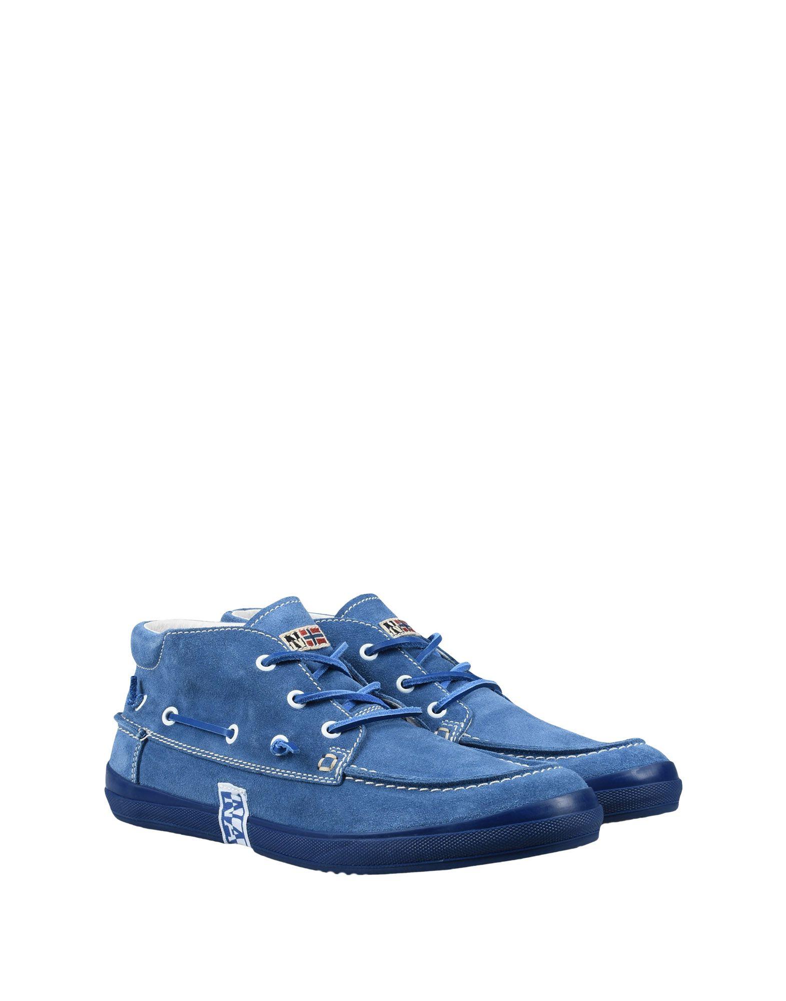 NAPAPIJRI Полусапоги и высокие ботинки ботинки napapijri napapijri na154amvob48