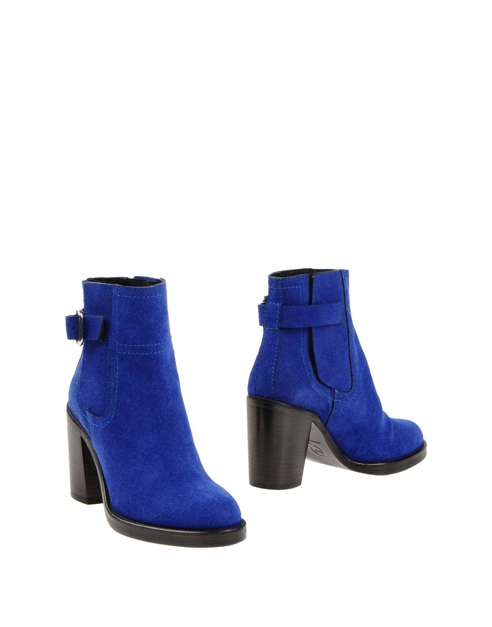 где купить McQ Alexander McQueen Полусапоги и высокие ботинки по лучшей цене