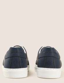 ARMANI EXCHANGE SLIP-ON SNEAKER MIT GUMMISTREIFEN Sneakers Herren d