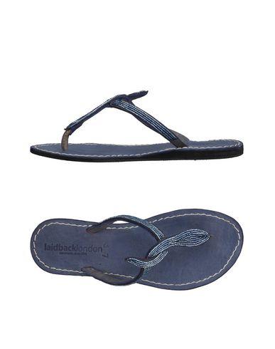 zapatillas LAIDBACK LONDON Sandalias de dedo mujer