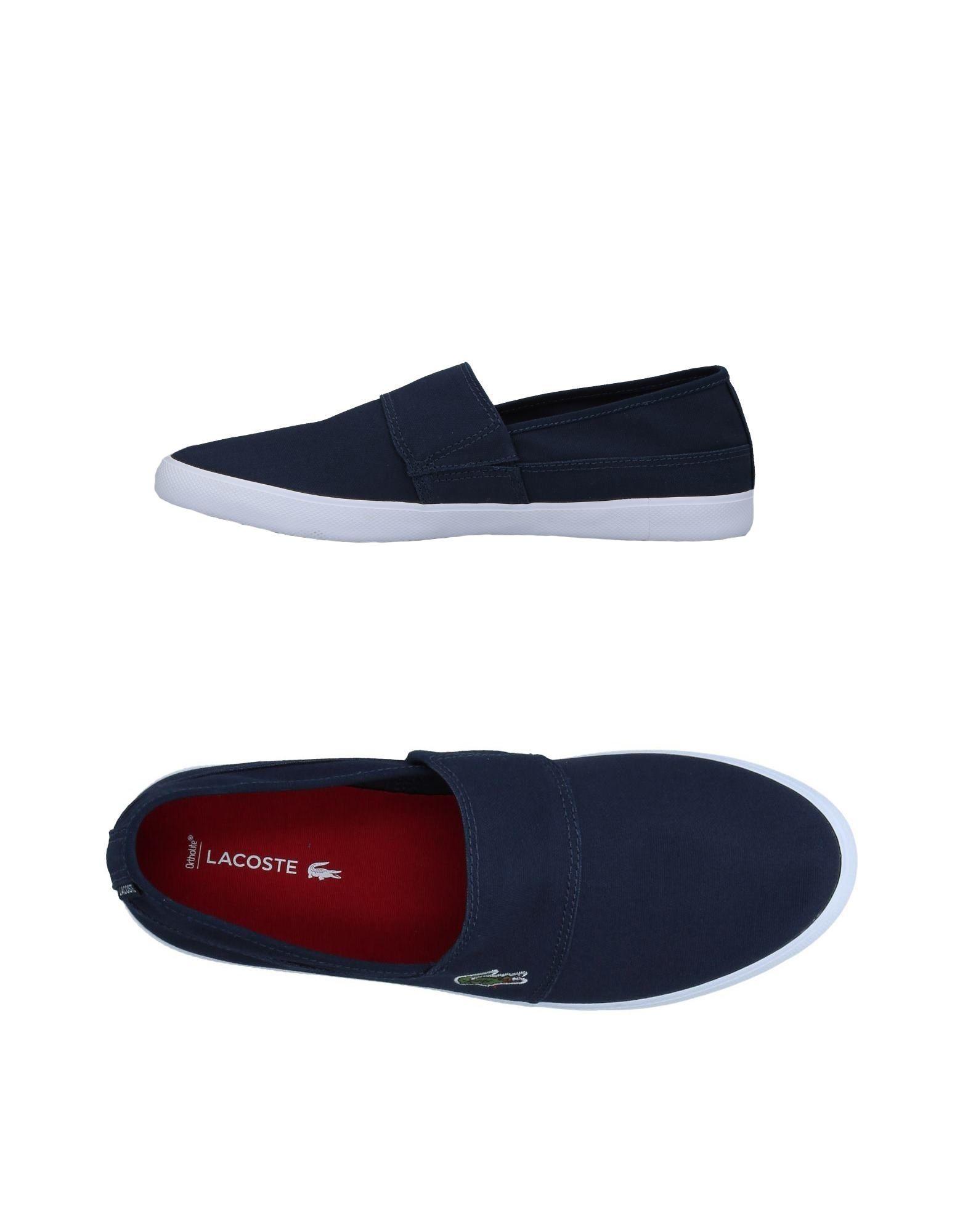 LACOSTE Низкие кеды  кроссовки