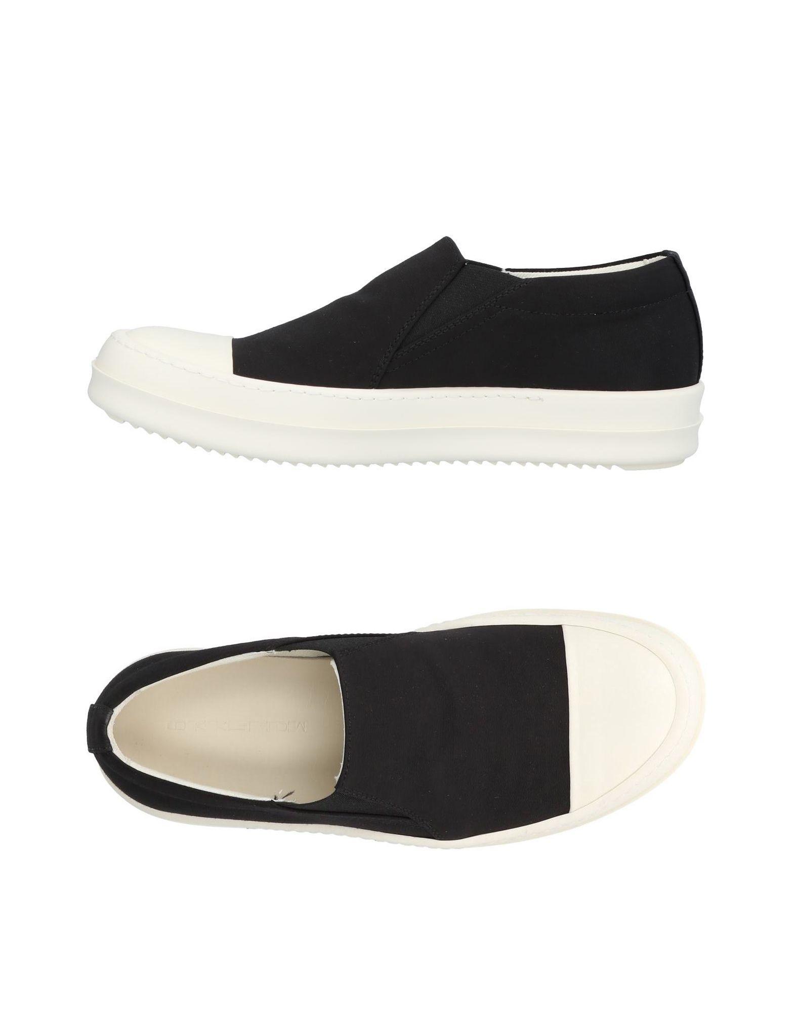 Hexagram Black Cotton Sneakers