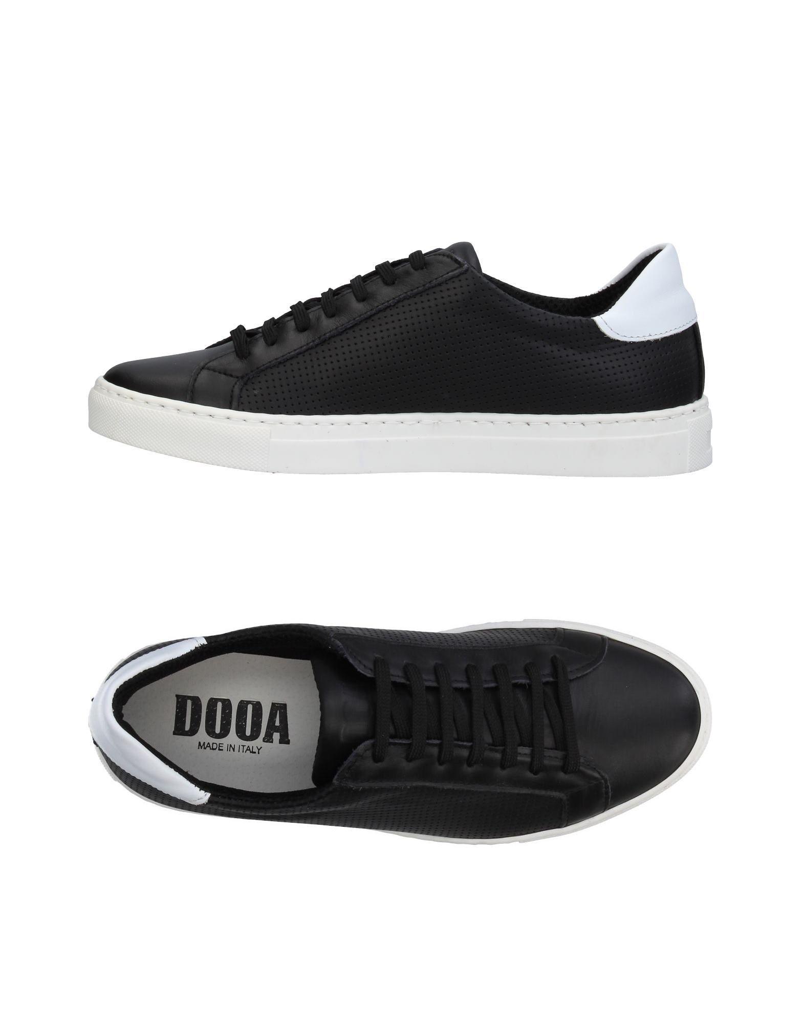 DOOA Низкие кеды и кроссовки