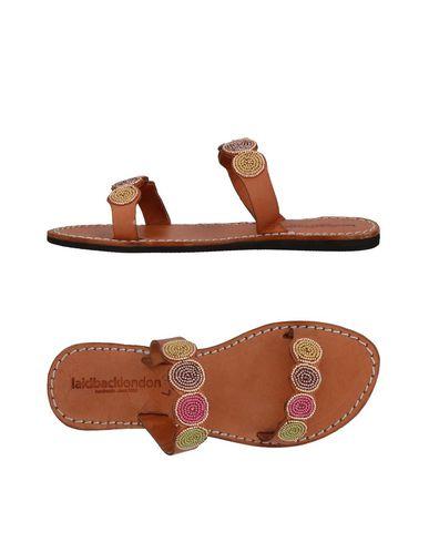 zapatillas LAIDBACK LONDON Sandalias mujer