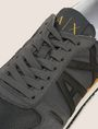 ARMANI EXCHANGE RETRO LOW-TOP LOGO SNEAKERS Sneakers Man a