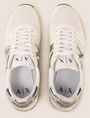 ARMANI EXCHANGE RETRO LOW-TOP SNEAKER MIT LOGO Sneakers Herren e