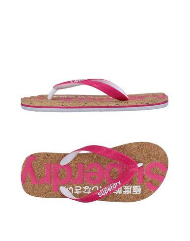zapatillas SUPERDRY Sandalias de dedo mujer