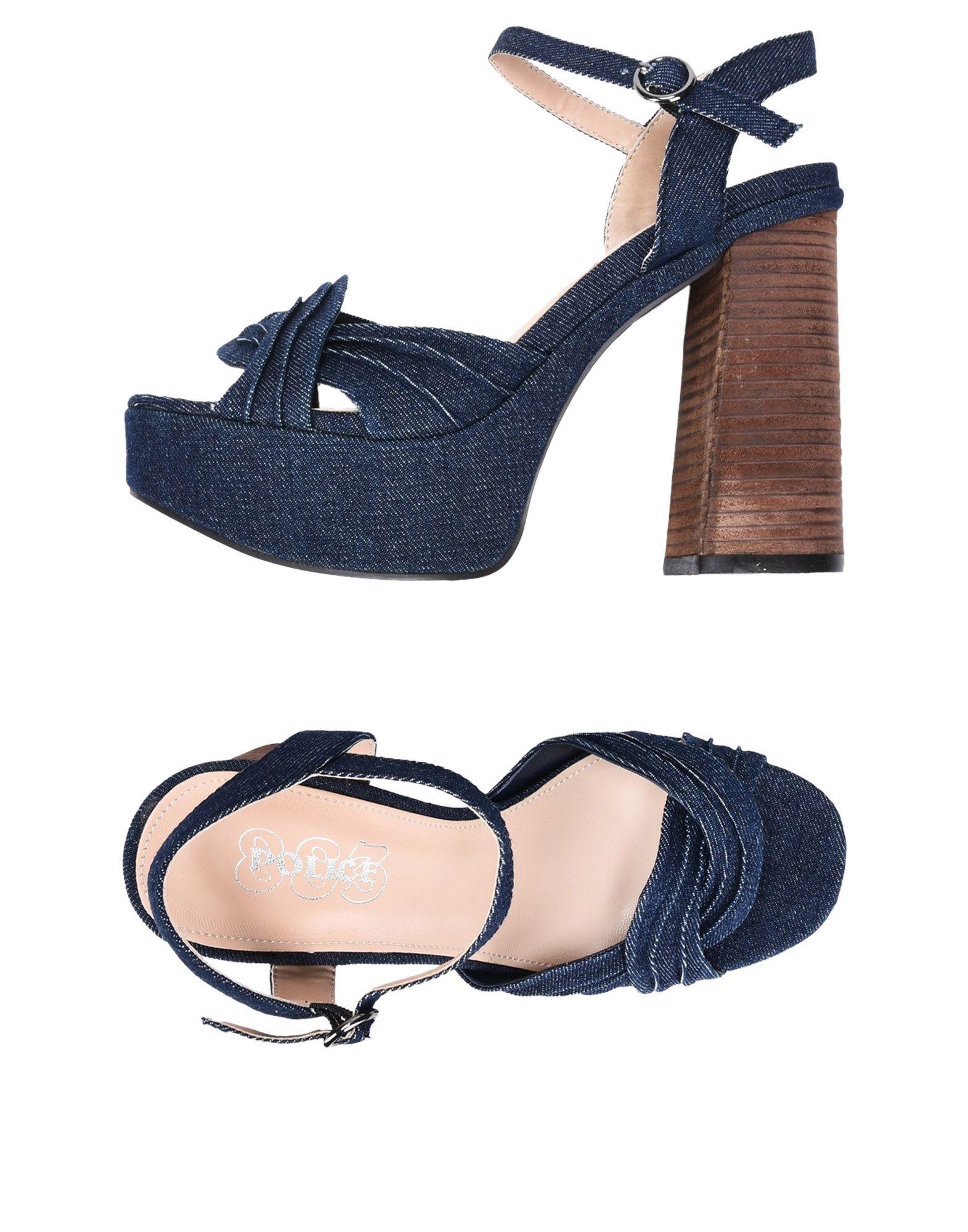 POLICE 883 Сандалии police 883 обувь на шнурках