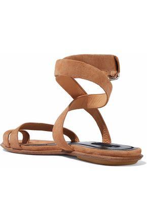 ALEXANDER WANG Naura suede sandals