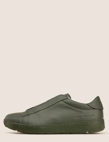 ARMANI EXCHANGE HIDDEN LACE LOW-TOP SNEAKERS Sneakers Man f