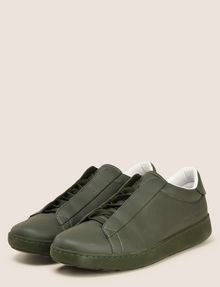ARMANI EXCHANGE HIDDEN LACE LOW-TOP SNEAKERS Sneakers Man r