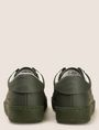 ARMANI EXCHANGE HIDDEN LACE LOW-TOP SNEAKERS Sneakers Man d