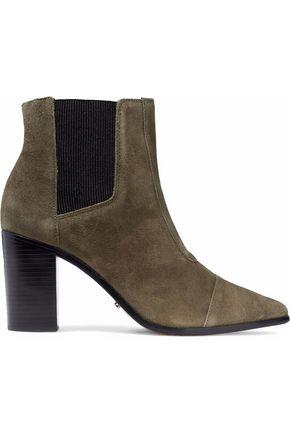 SCHUTZ Suede ankle boots