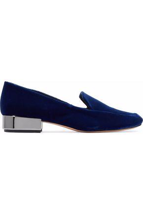 SCHUTZ Velvet loafers