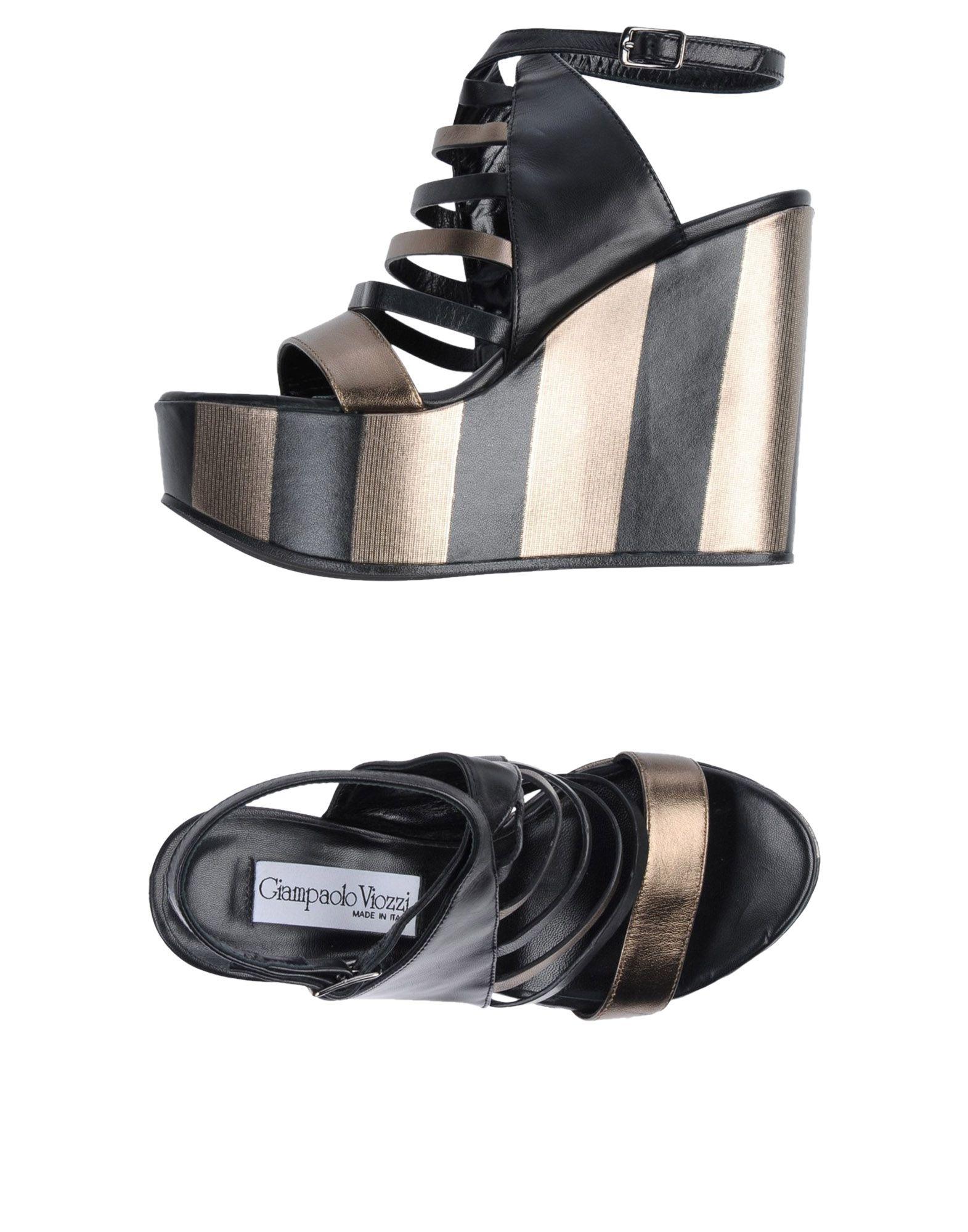 GIAMPAOLO VIOZZI Сандалии giampaolo viozzi туфли
