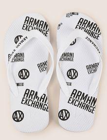 ARMANI EXCHANGE Sandalia de dedo Hombre d