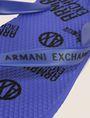 ARMANI EXCHANGE CIRCLE LOGO FLIP-FLOPS flip-flop Man a