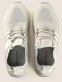 ARMANI EXCHANGE MIRRORED SOCK-KNIT LOW-TOP SNEAKERS Sneakers Woman e