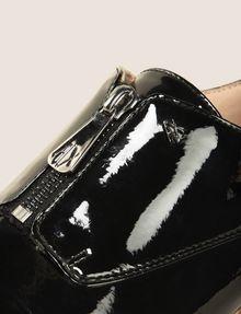 ARMANI EXCHANGE ZIP-FRONT OXFORDS DRESS SHOE Woman a