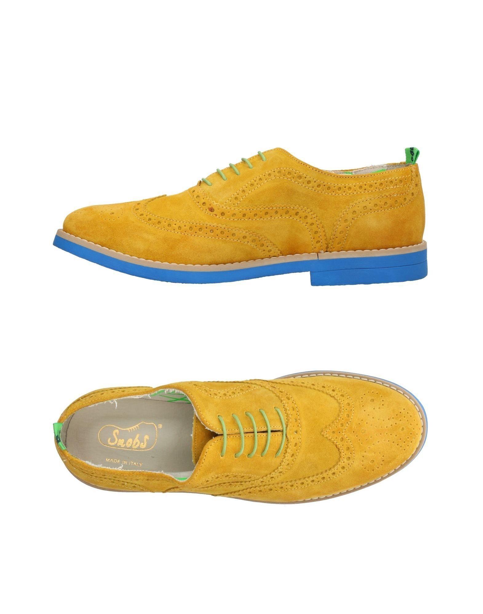 SNOBS® Обувь на шнурках цены онлайн